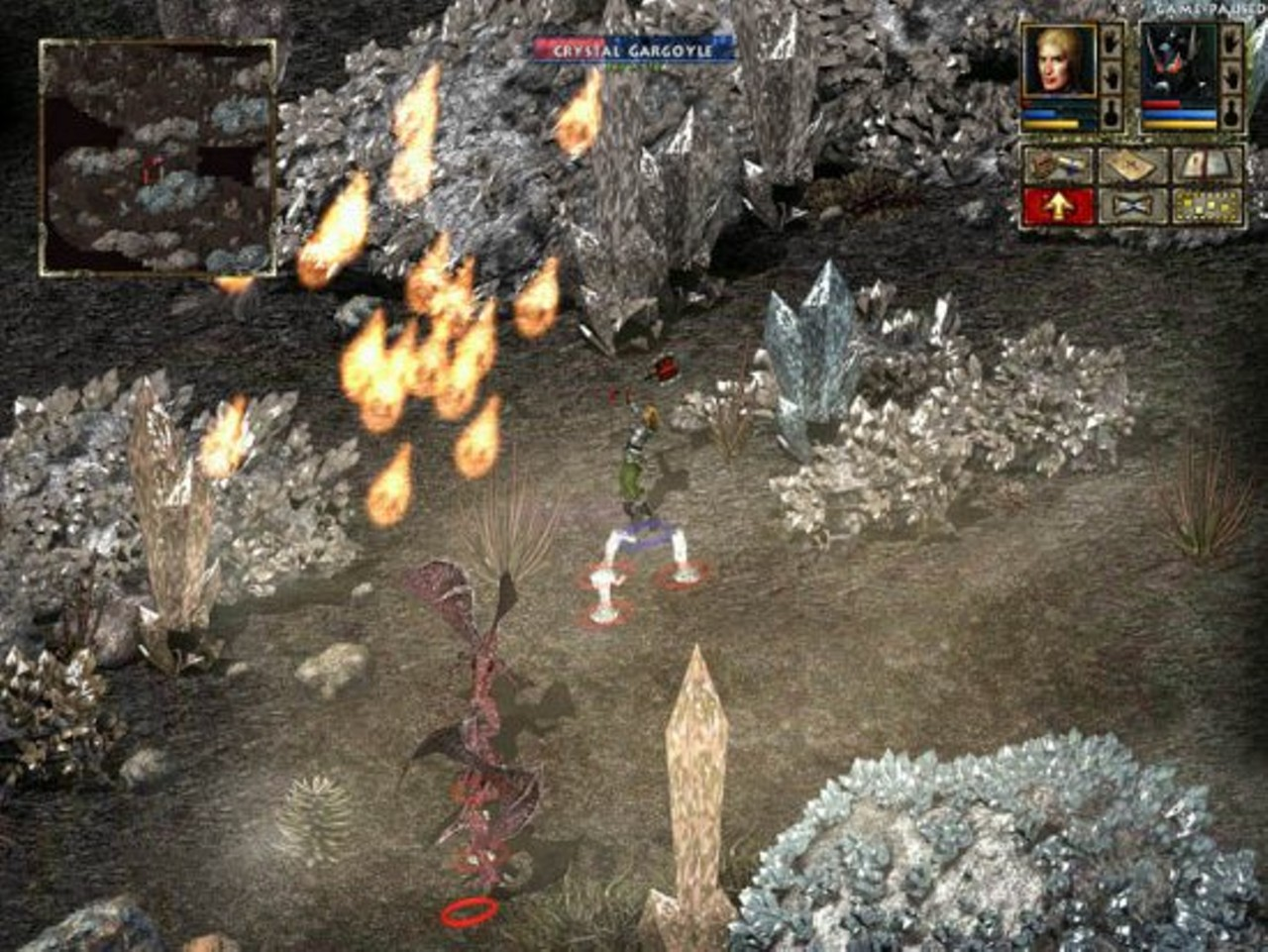 Screenshot for the game Beyond Divinity (2004) PC | RePack by R.G. Mechanics