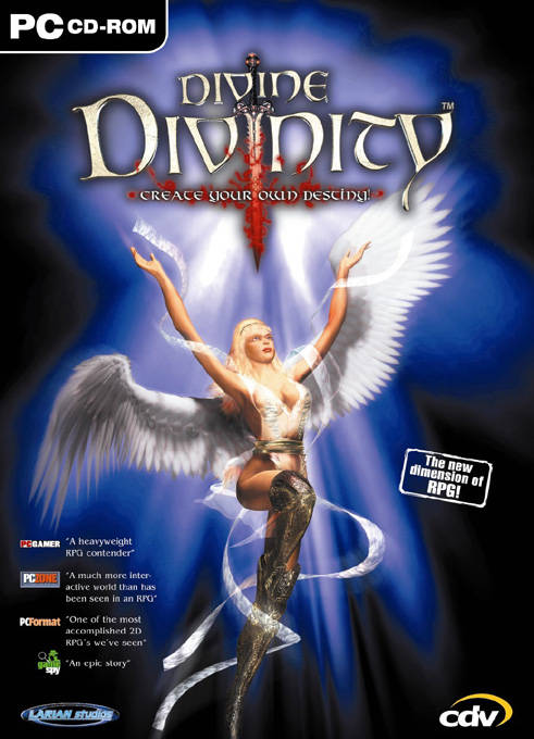 Poster Divine Divinity (2002)