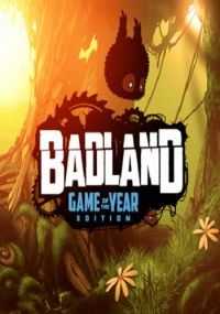 Poster Badland: Game of the Year Edition (2015)