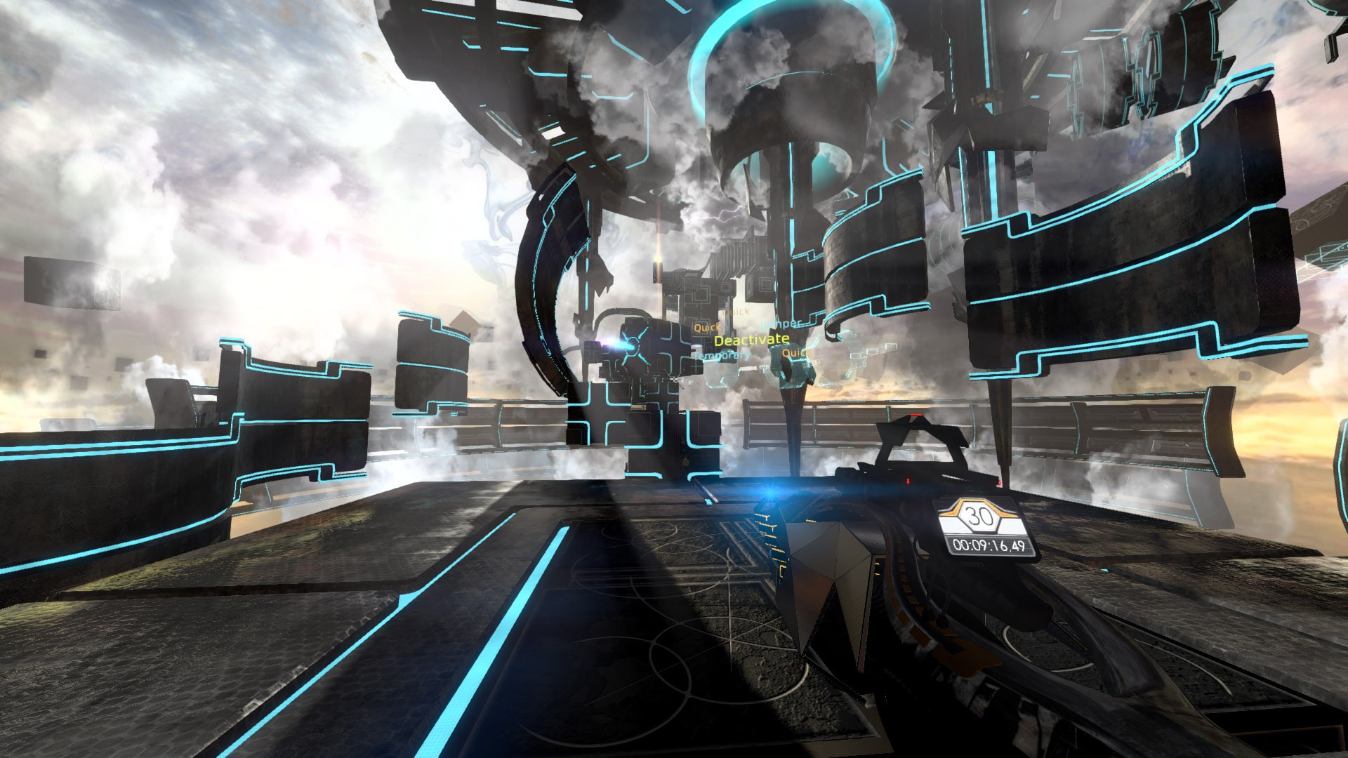 Screenshot for the game DeadCore [v 1.0.2] (2014) PC | RePack от R.G. Механики
