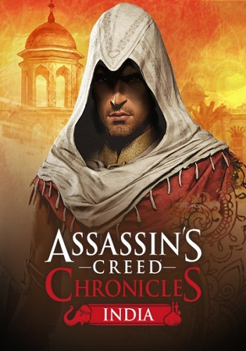 Poster Assassin's Creed Chronicles: India (2016)