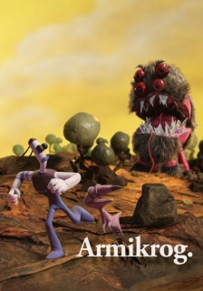 Cover Armikrog [Update 5] (2015) PC | RePack by R.G. Mechanics