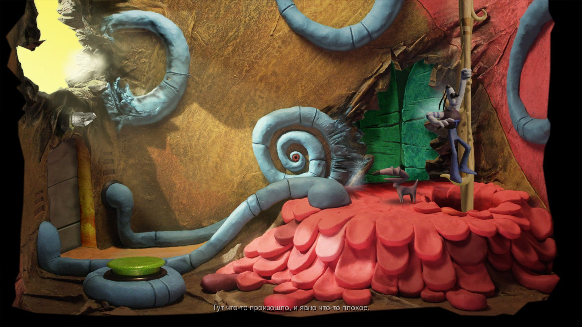Screenshot for the game Armikrog [Update 5] (2015) PC | RePack by R.G. Mechanics