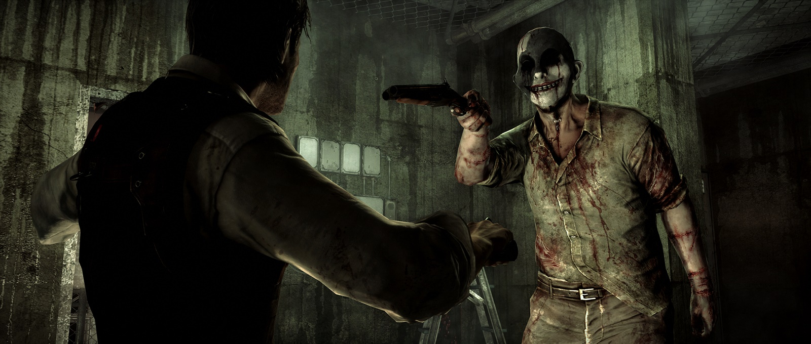 Screenshot for the game The Evil Within (2014) PC | RePack от R.G. Механики