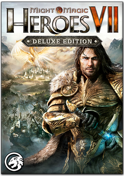 Poster Герои меча и магии 7 / Might and Magic Heroes VII: Deluxe Edition (2015)