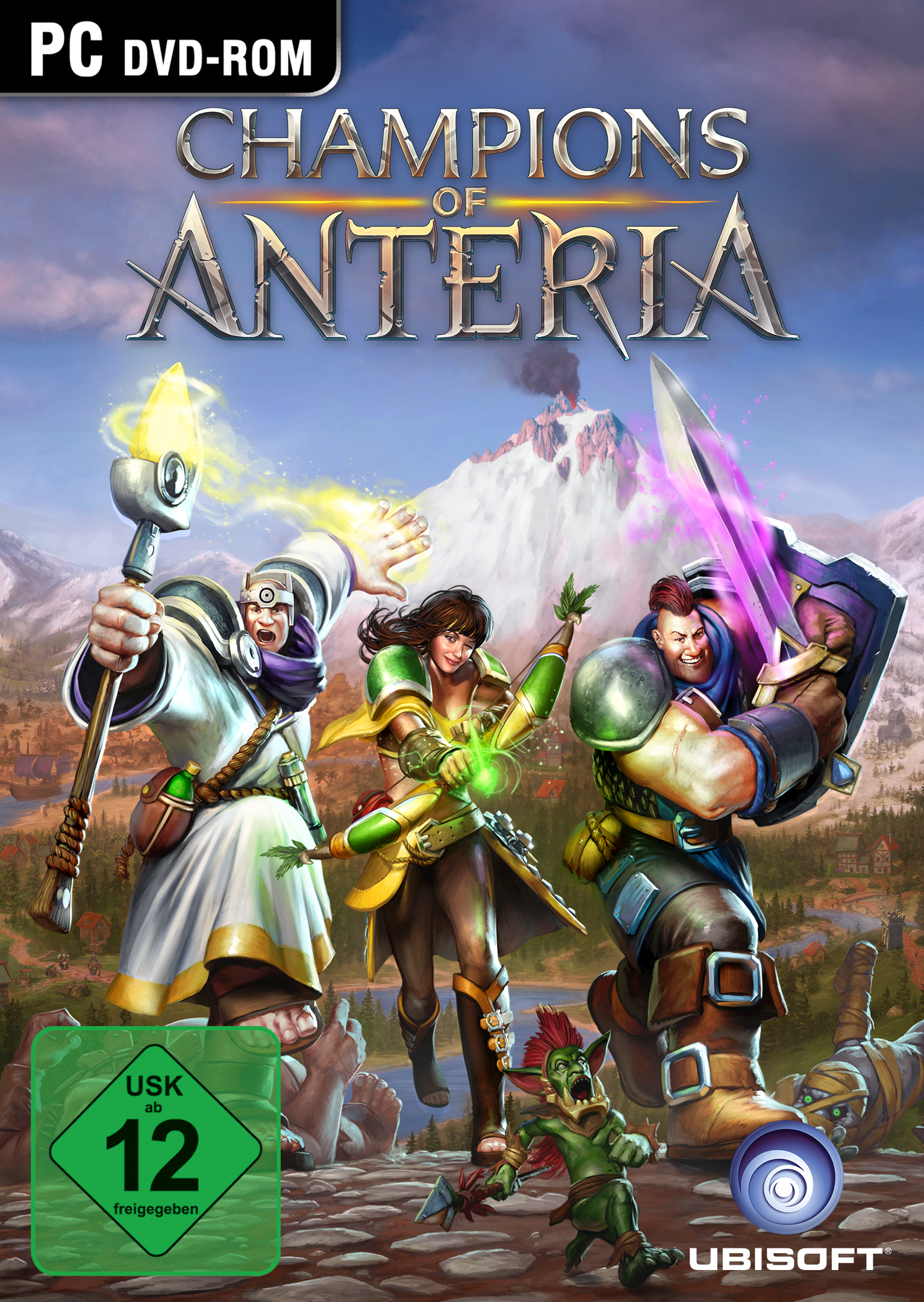 Poster Champions of Anteria (2016)