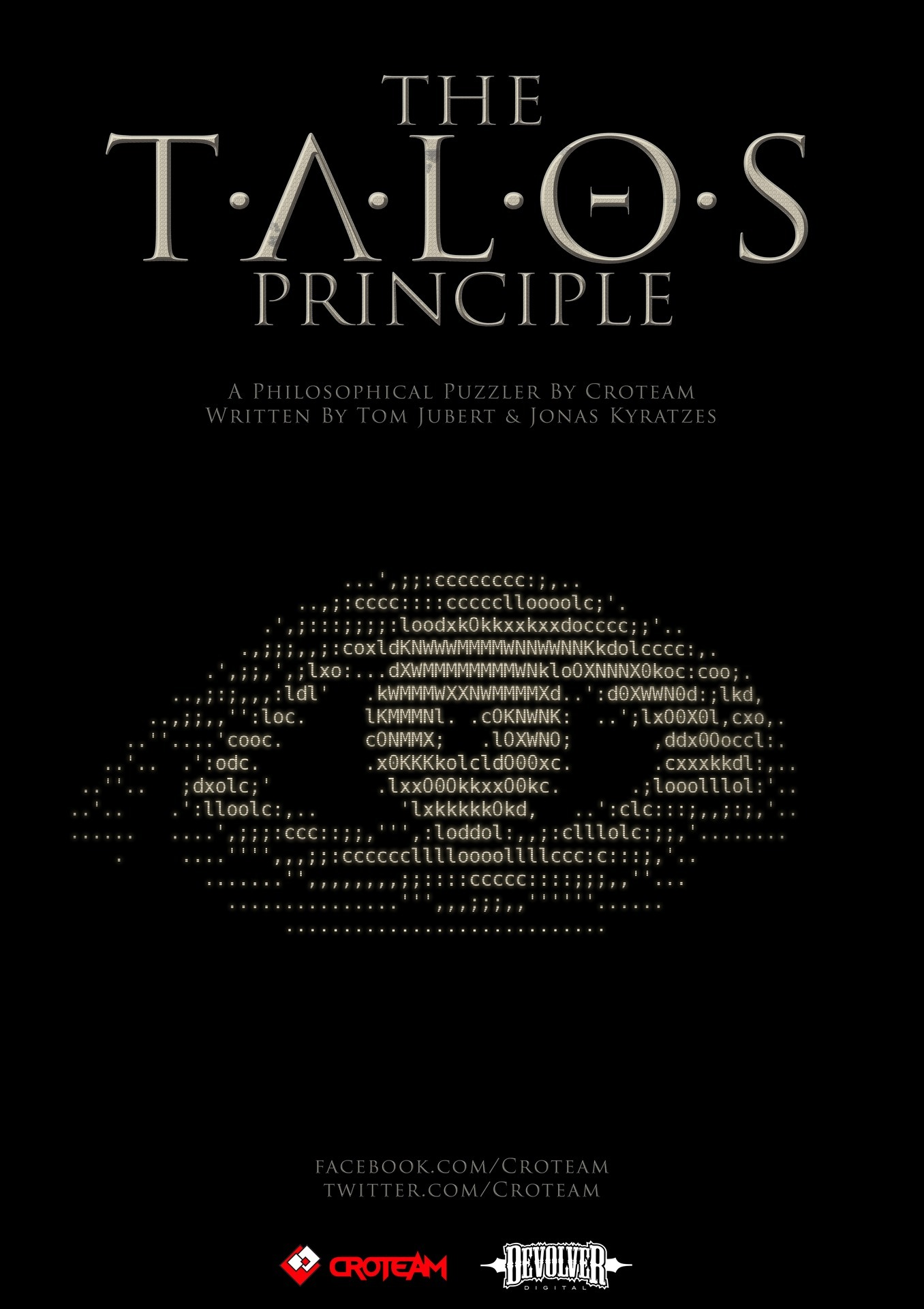 Cover The Talos Principle [v 244371 + 3 DLC] (2014) PC | RePack от R.G. Механики