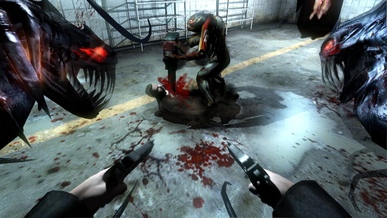 Screenshot for the game The Darkness 2: Limited Edition (2012) PC | RePack от R.G. Механики