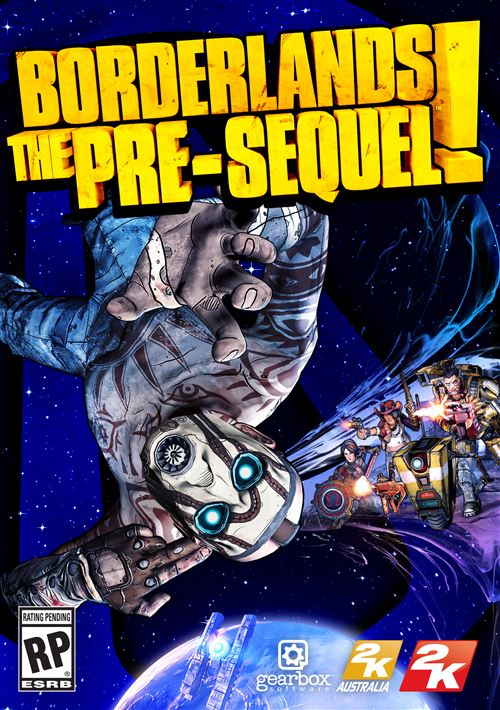 Poster Borderlands: The Pre-Sequel (2014)