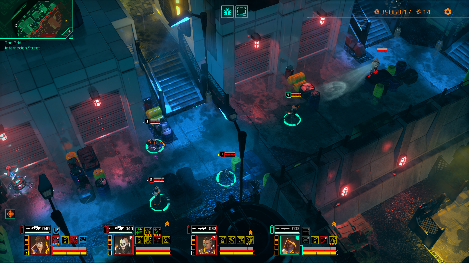 Screenshot for the game Satellite Reign [v 1.06] (2015) PC | RePack от R.G. Механики