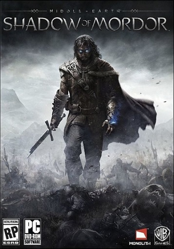 Poster Middle-Earth: Shadow of Mordor - Game of the Year Edition (2014)