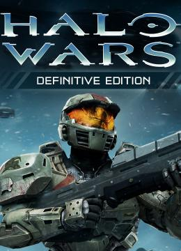 Cover Halo Wars: Definitive Edition (2017) PC | RePack от R.G. Механики