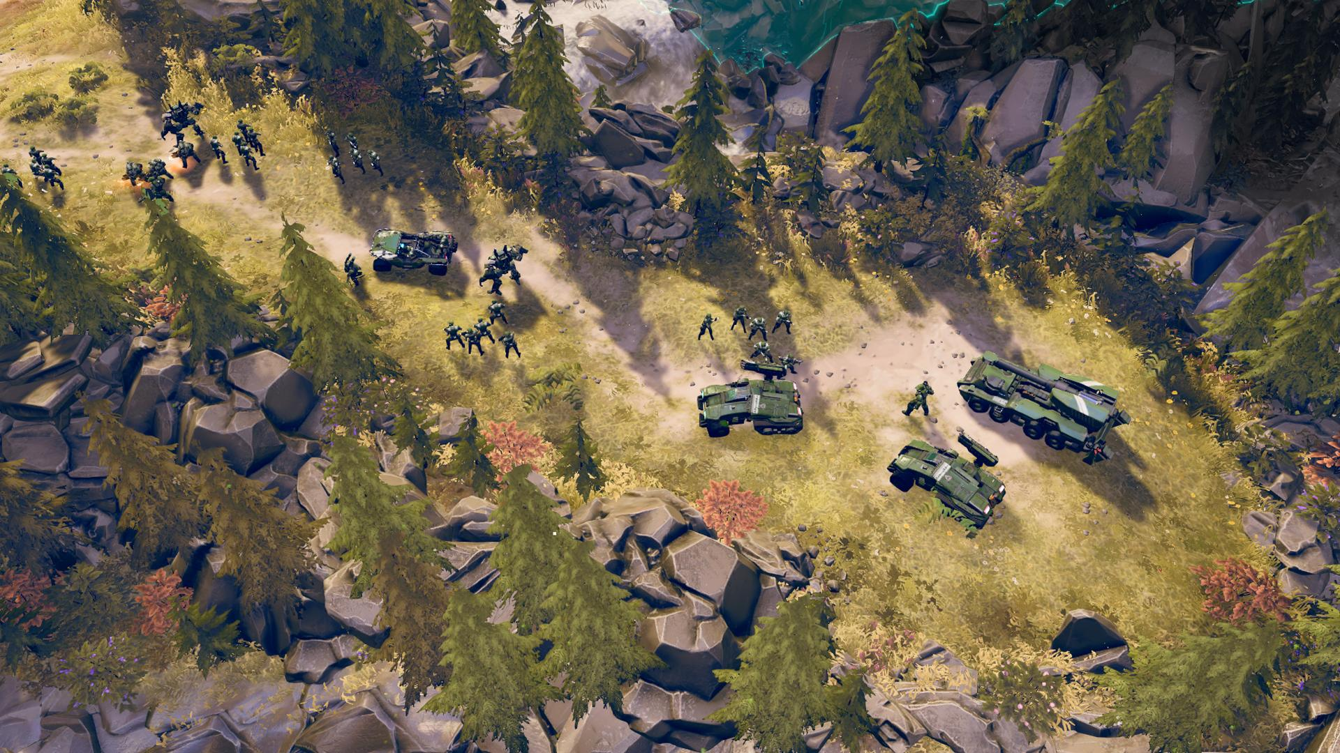 Screenshot for the game Halo Wars: Definitive Edition (2017) PC | RePack от R.G. Механики