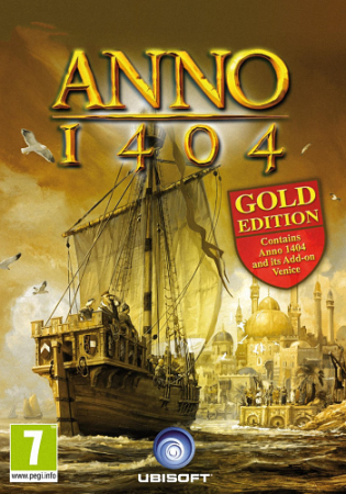 Poster Anno 1404: Gold Edition (2009)