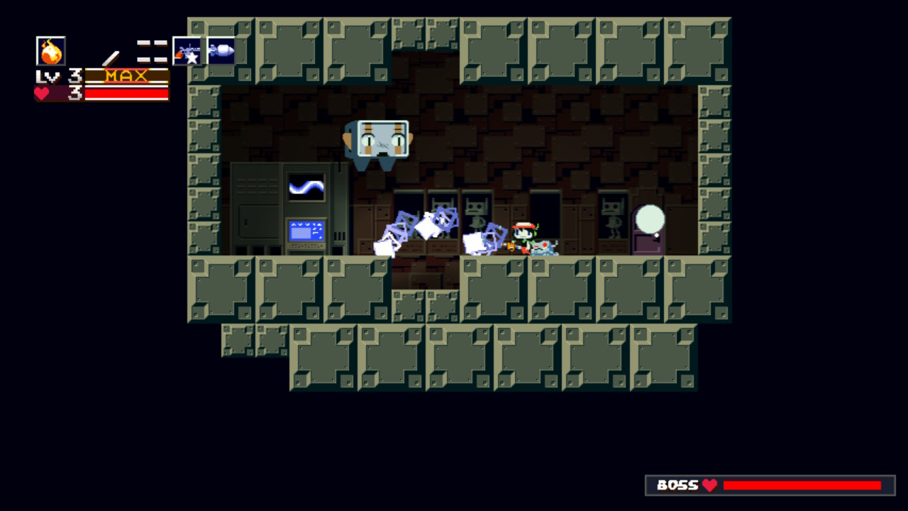 Screenshot for the game Cave Story+ (2011) PC | RePack от R.G. Механики