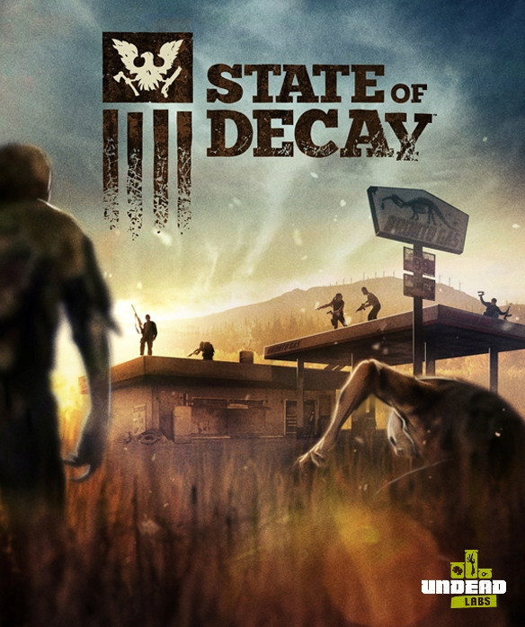 Cover State of Decay: Year One Survival Edition [Update 4] (2015) PC | RePack от R.G. Механики
