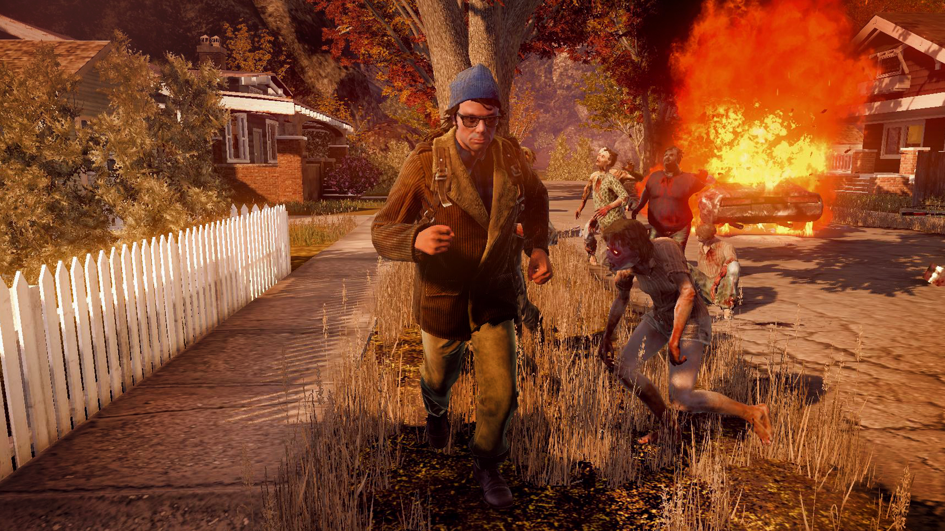 Screenshot for the game State of Decay: Year One Survival Edition [Update 4] (2015) PC | RePack от R.G. Механики