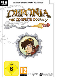 Cover Deponia: The Complete Journey (2014) PC | RePack от R.G. Механики