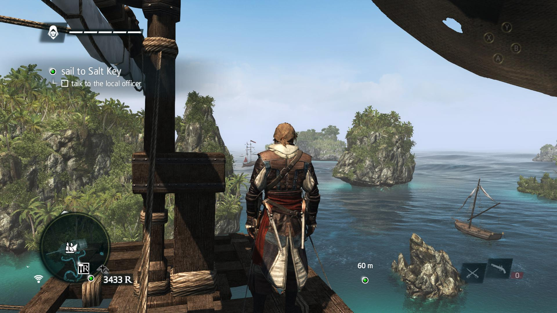 Screenshot for the game Assassin's Creed - Anthology (2008-2014) PC | RePack от R.G. Механики