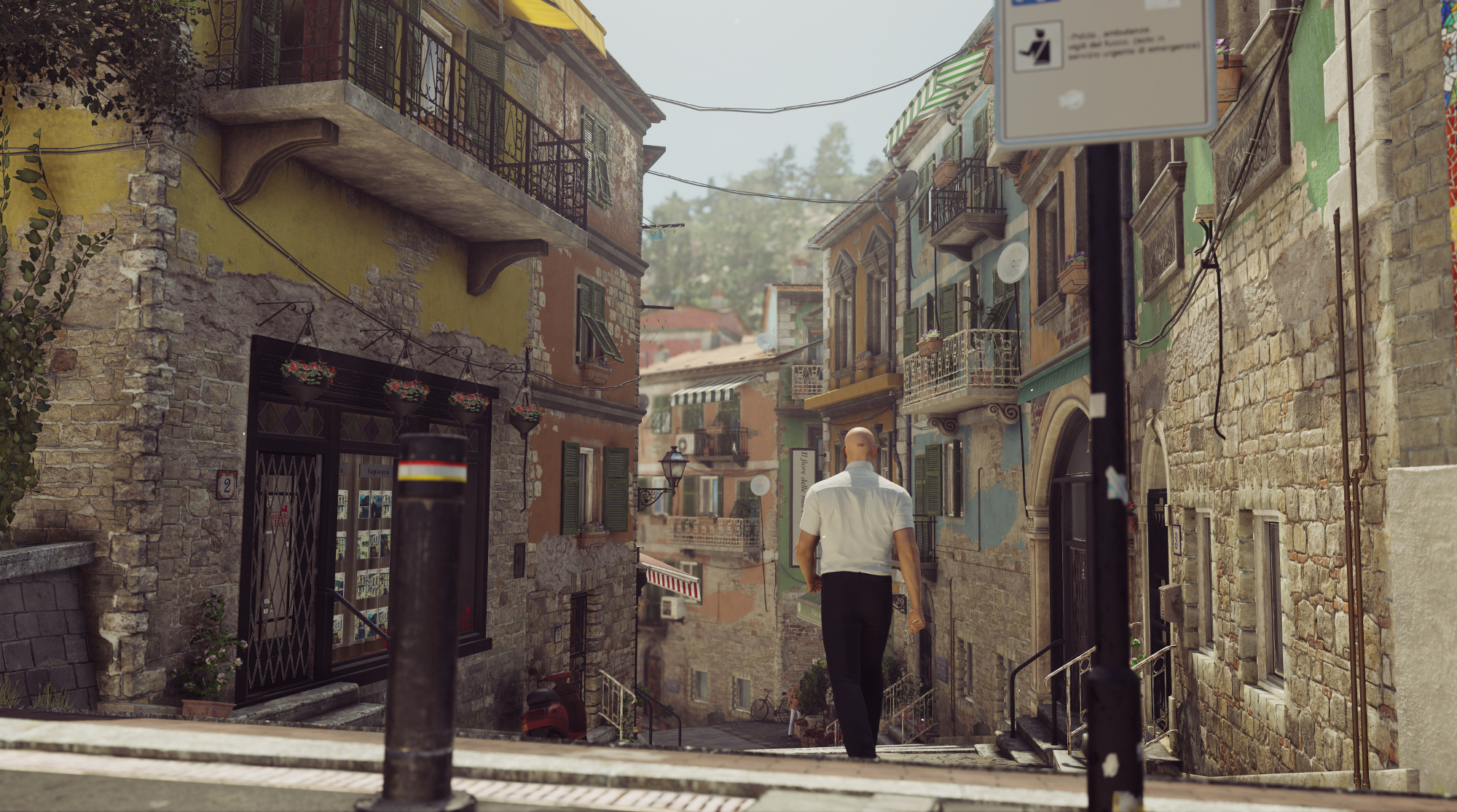 Screenshot for the game Hitman: The Complete First Season [v 1.12.1 + DLC's] (2016) PC | RePack от R.G. Механики
