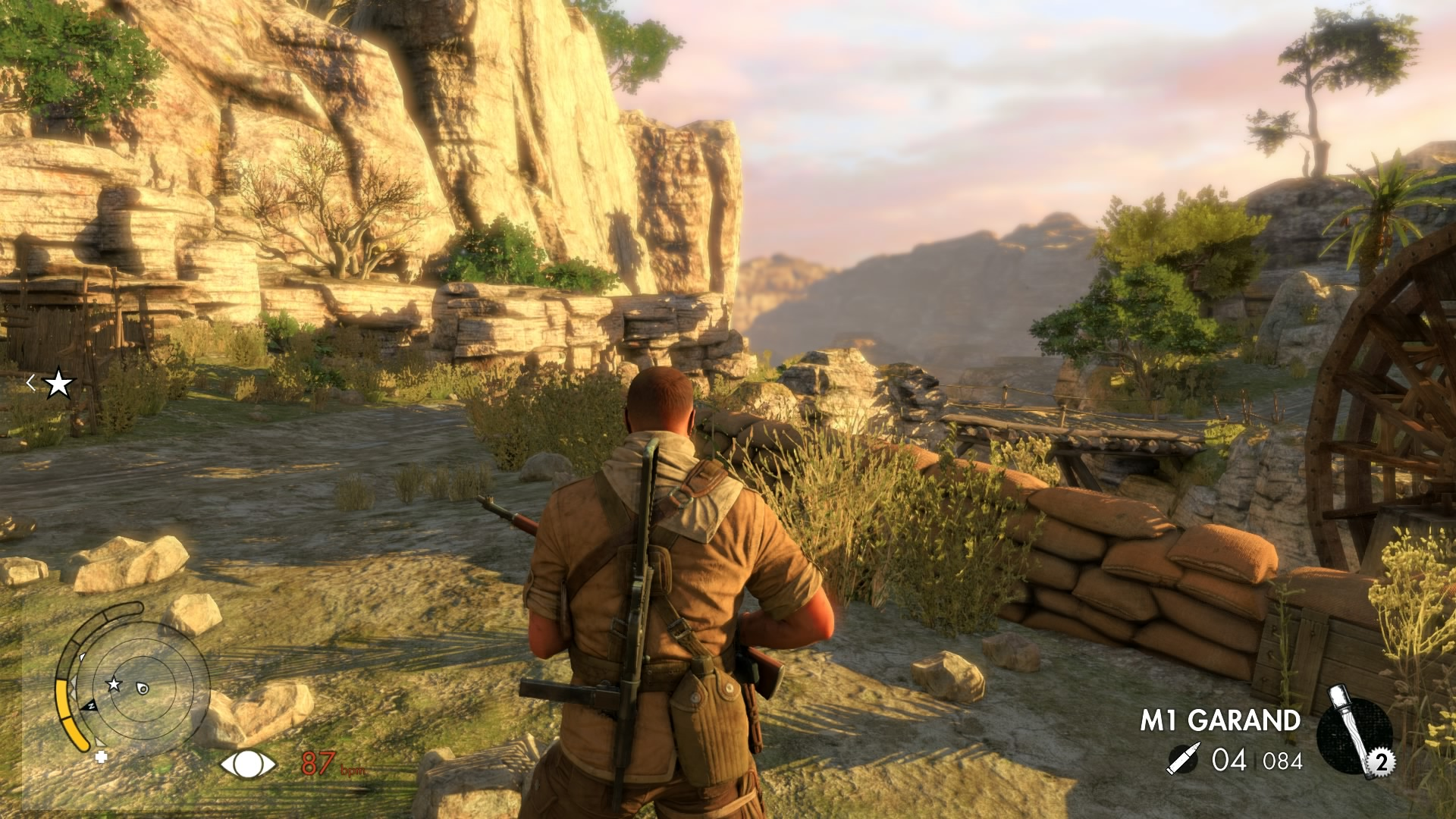 Screenshot for the game Sniper Elite 3: Ultimate Edition (2014) PC | RePack от R.G. Механики