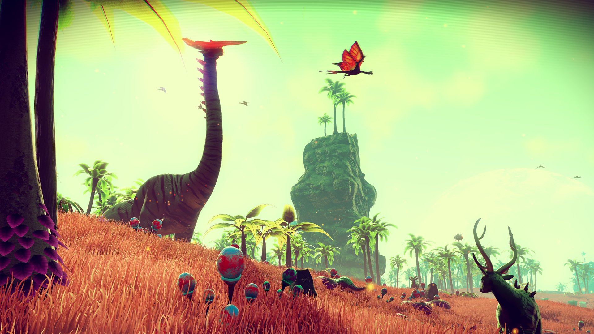 Screenshot for the game No Man's Sky [v 1.24] (2016) PC | RePack от R.G. Механики