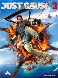 Cover Just Cause: Trilogy (2006-2015) PC | Repack от R.G. Механики