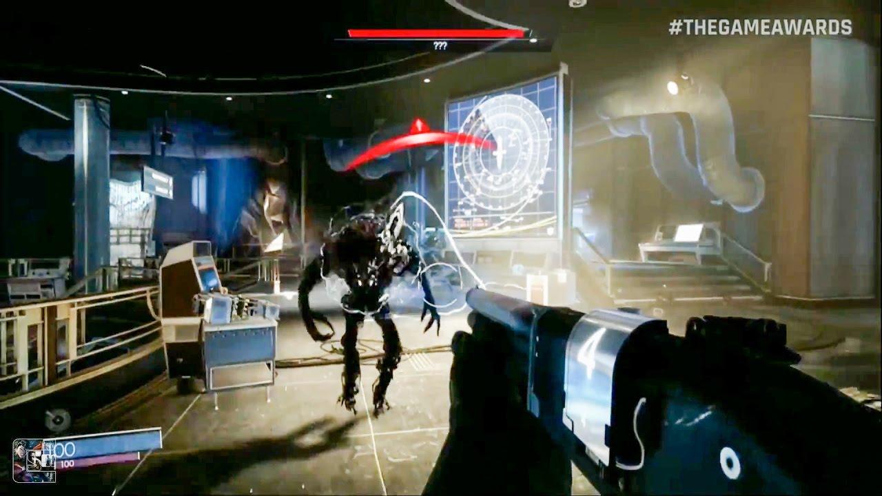 Screenshot for the game Prey (2017) PC   RePack от R.G. Механики