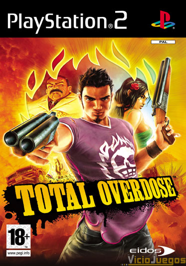 Cover Total Overdose (2005) PC | RePack от R.G. Механики
