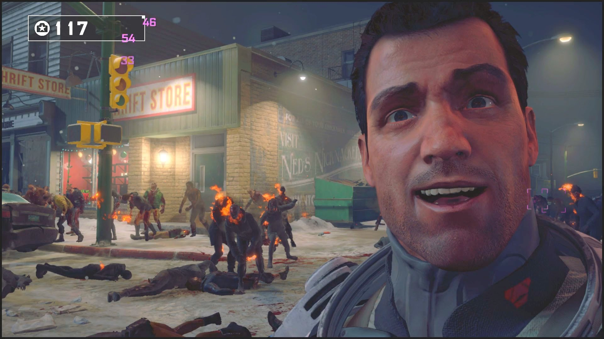 Screenshot for the game Dead Rising 4 [Update 1 + 7 DLC] (2017) PC | RePack от R.G. Механики