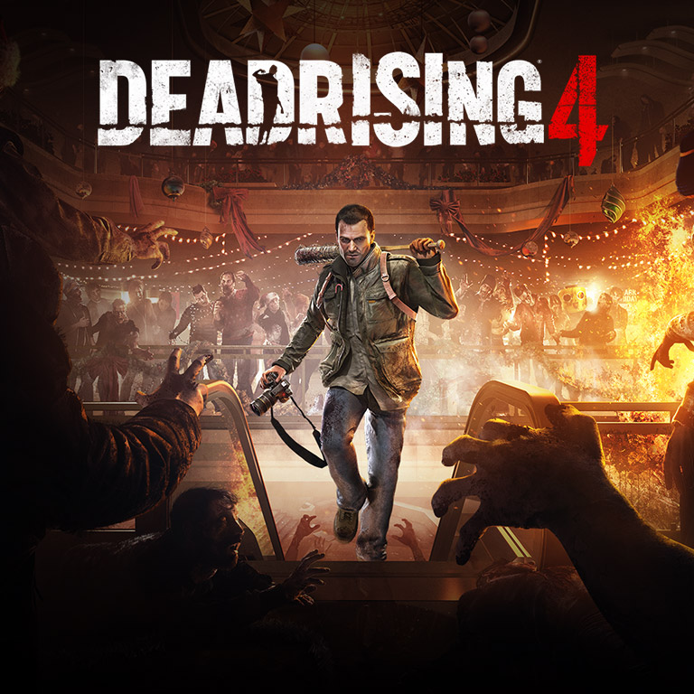 Cover Dead Rising 4 [Update 1 + 7 DLC] (2017) PC | RePack от R.G. Механики