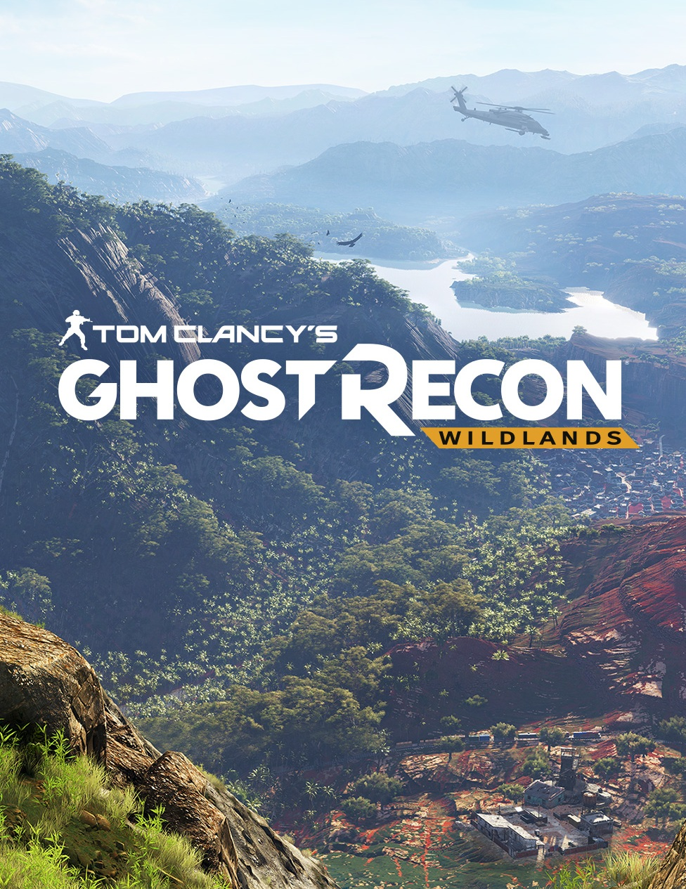 Poster Tom Clancy's Ghost Recon: Wildlands (2017)