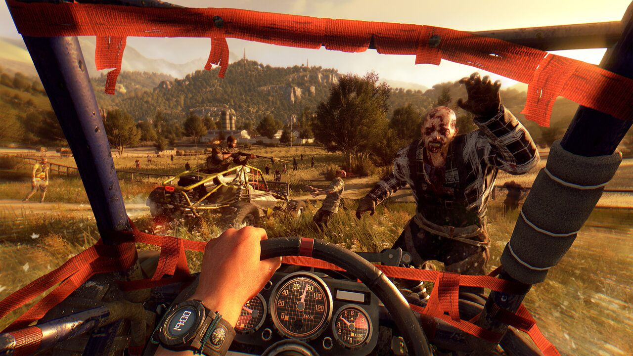 Screenshot for the game Dying Light: The Following - Enhanced Edition [v 1.15.0 + DLCs] (2016) PC | RePack от R.G. Механики
