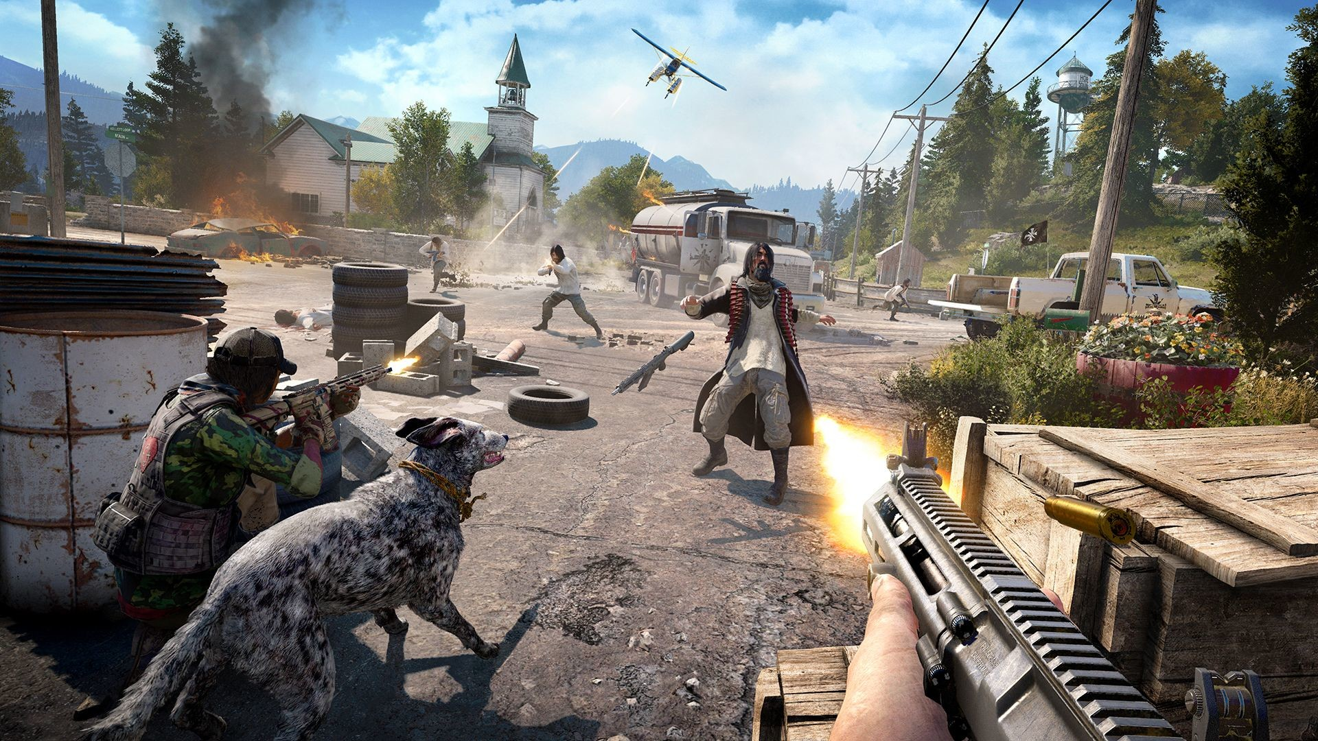 Screenshot for the game Far Cry 5