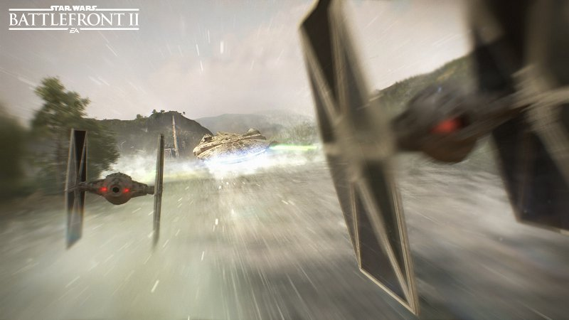 Screenshot for the game Star Wars Battlefront 2