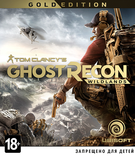 Cover Tom Clancy's Ghost Recon: Wildlands (2017) PC | Repack от R.G. Механики