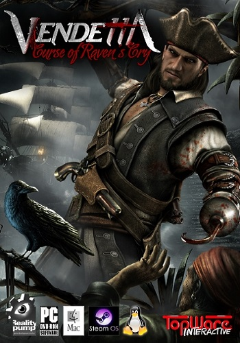 Cover Vendetta: Curse of Raven's Cry (2015) PC | RePack от R.G. Механики