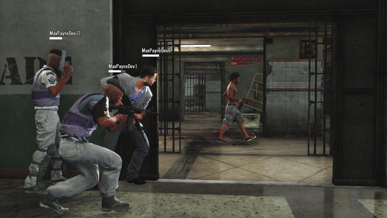 Screenshot for the game Max Payne 3: Complete Edition [v 1.0.0.196] (2012) PC | Repack от R.G. Механики