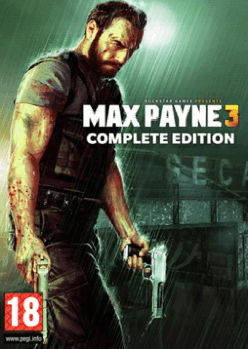 Cover Max Payne 3: Complete Edition [v 1.0.0.196] (2012) PC | Repack от R.G. Механики