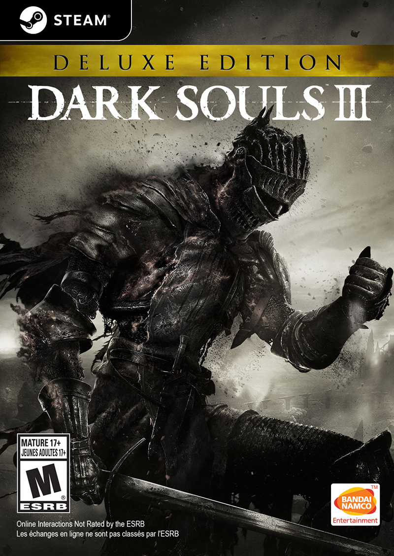 Cover Dark Souls 3: Deluxe Edition [v 1.15 + 2 DLC] (2016) PC | RePack от R.G. Механики