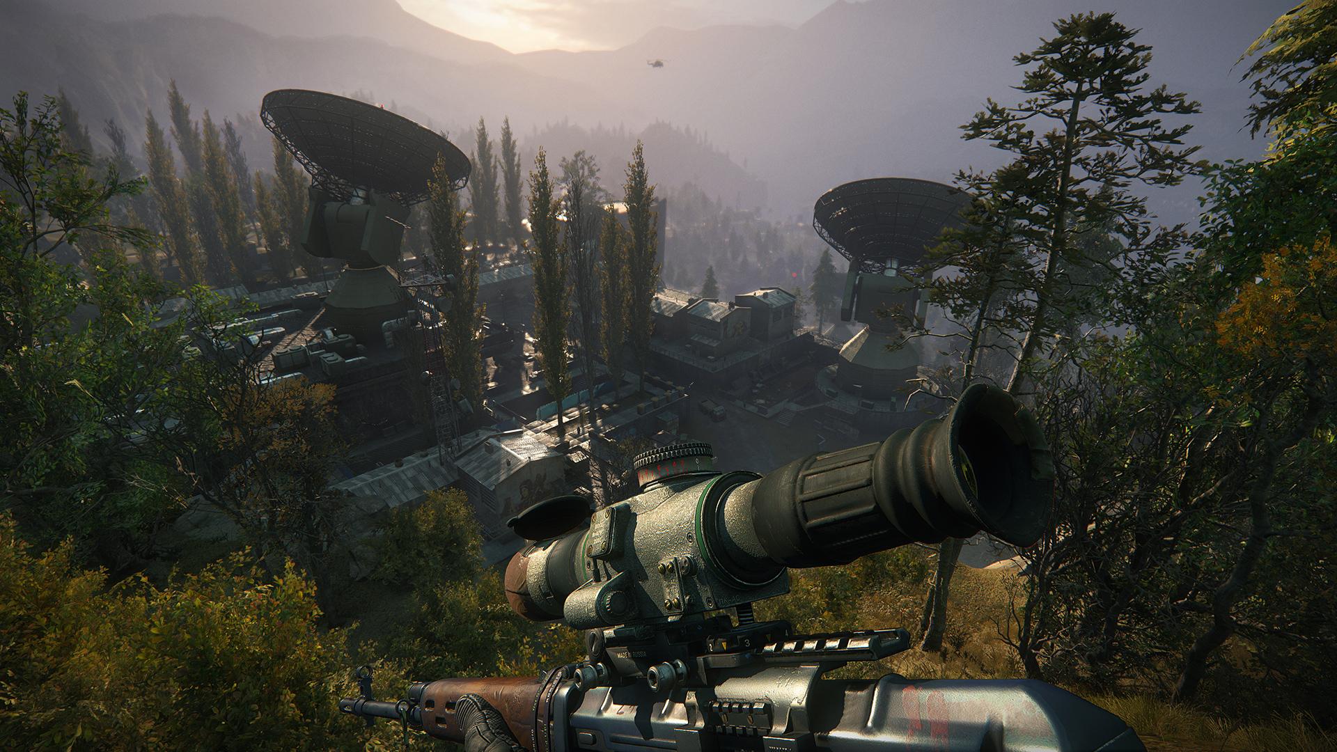 Screenshot for the game Sniper Ghost Warrior 3: Season Pass Edition [v 1.4 + DLCs] (2017) PC | Repack от R.G. Механики