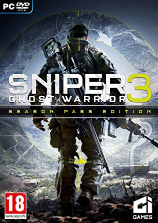 Cover Sniper Ghost Warrior 3: Season Pass Edition