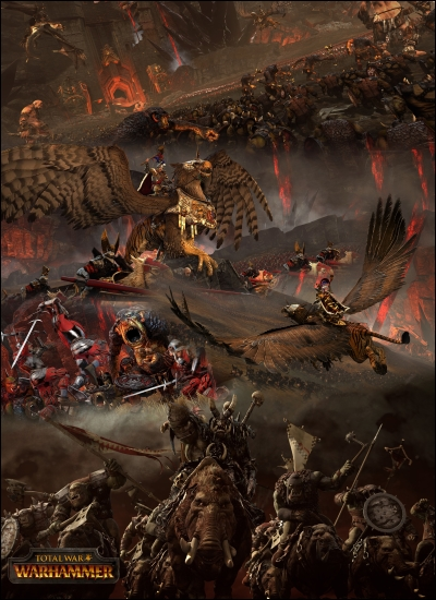 Cover Total War: Warhammer II