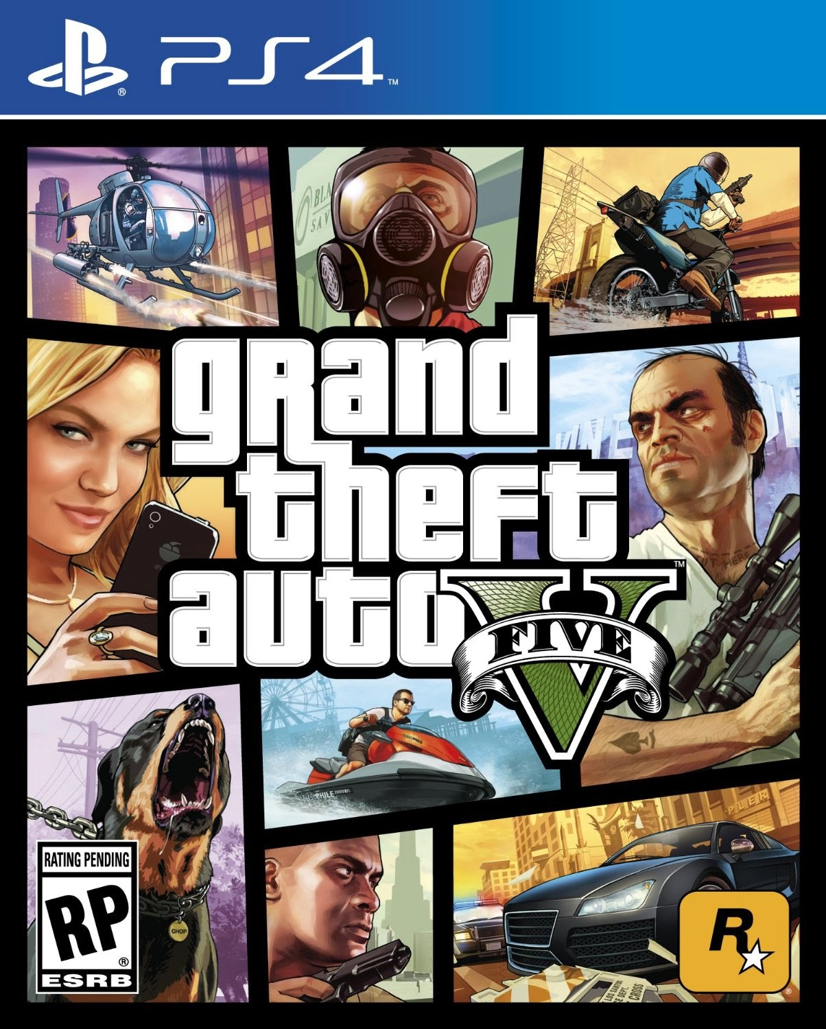 Cover GTA 5 / Grand Theft Auto V [v 1.0.1180.1] (2015) PC | RePack от R.G. Механики
