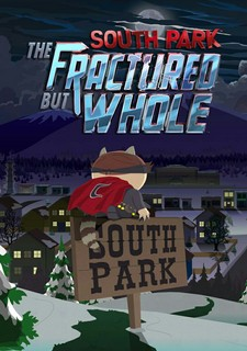 Cover South Park: The Fractured But Whole - Gold Edition (2017) PC | Repack от R.G. Механики