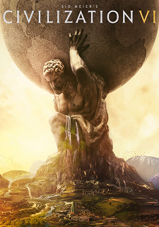 Cover Sid Meier's Civilization VI: Digital Deluxe [v 1.0.0.194 + DLC's] (2016) PC | RePack от R.G. Механики