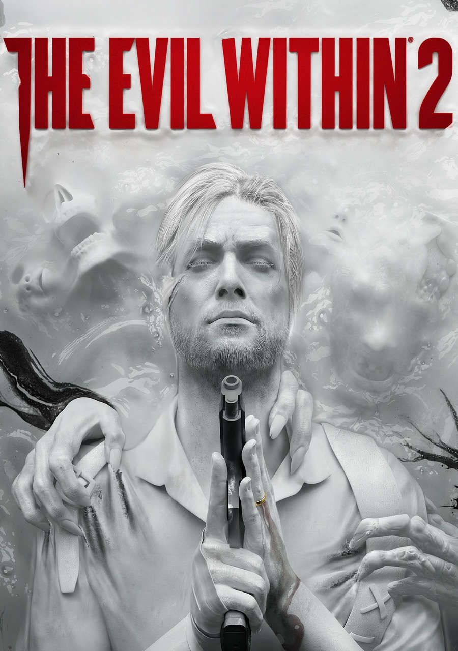 Cover The Evil Within 2 [v 1.0.5 + 1 DLC] (2017) PC | RePack from R.G. Mechanics