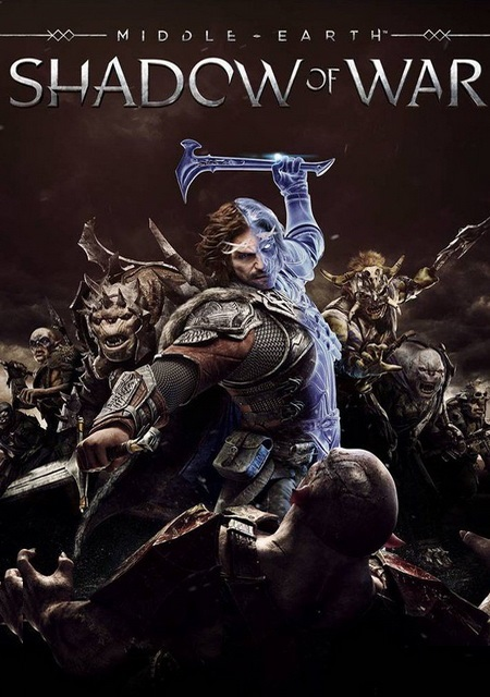 Poster Middle-earth: Shadow of War - Gold Edition (2017)