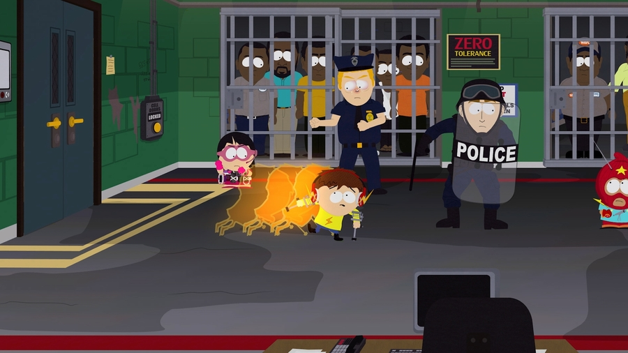 Screenshot for the game South Park: The Fractured But Whole - Gold Edition (2017) PC | Repack от R.G. Механики
