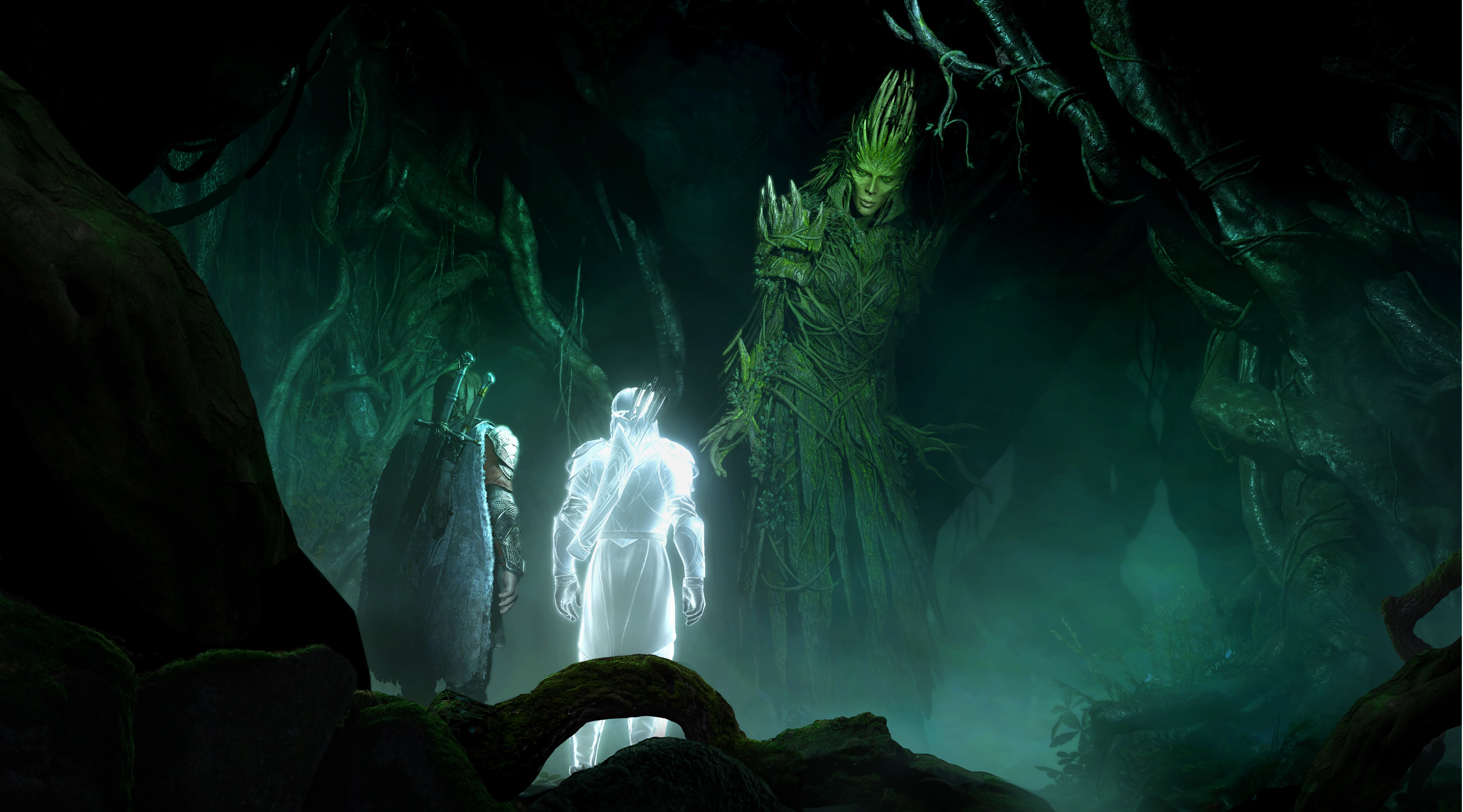 Screenshot for the game Middle-earth: Shadow of War - Gold Edition (2017) PC | RePack от R.G. Механики